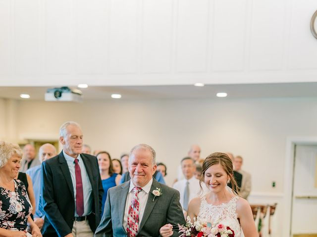 Nic and Laura's Wedding in Lancaster, Pennsylvania 18