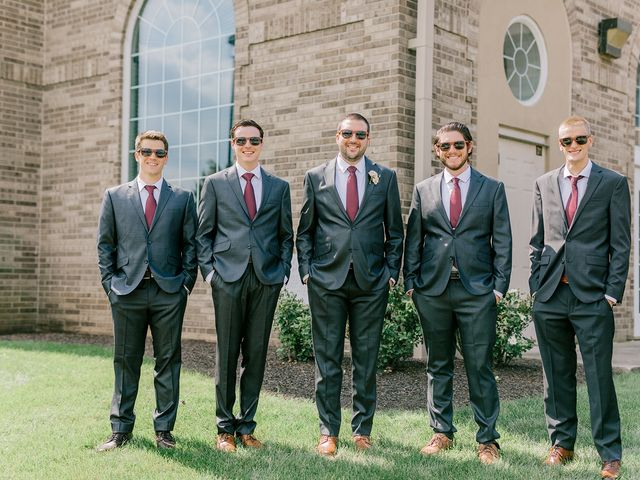 Nic and Laura's Wedding in Lancaster, Pennsylvania 25