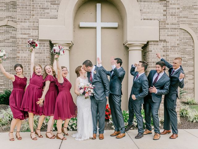 Nic and Laura's Wedding in Lancaster, Pennsylvania 26
