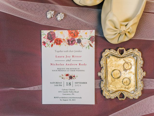 Nic and Laura's Wedding in Lancaster, Pennsylvania 35