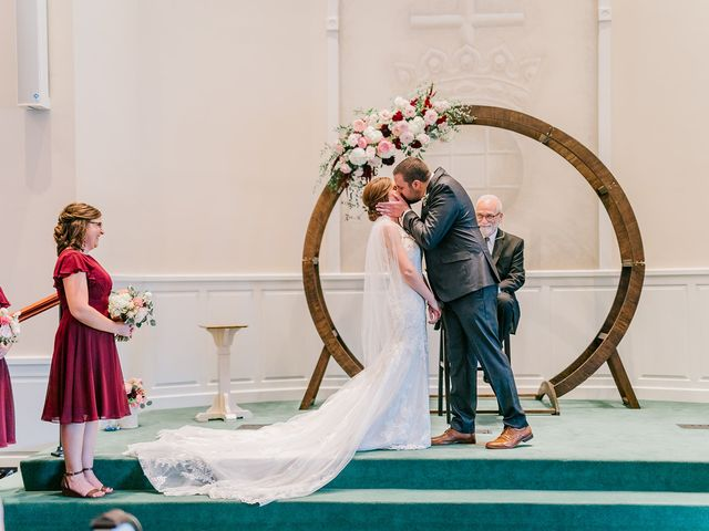 Nic and Laura's Wedding in Lancaster, Pennsylvania 59