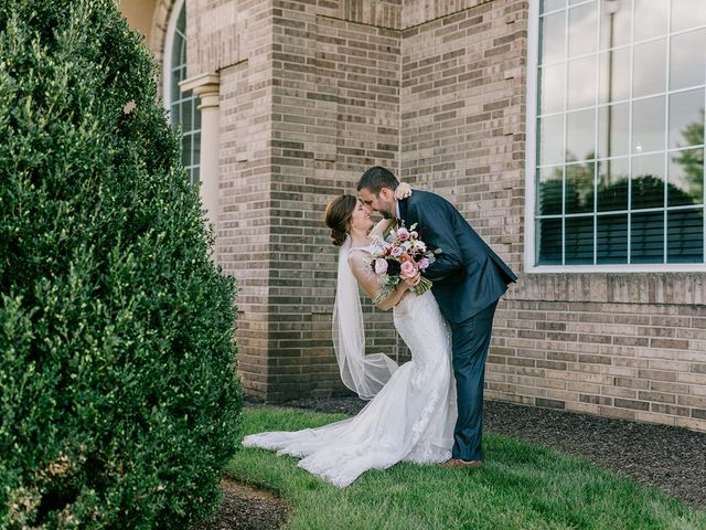 Nic and Laura's Wedding in Lancaster, Pennsylvania 77