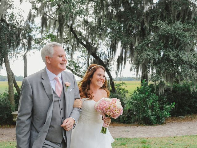 Susie and Dave's Wedding in Charleston, South Carolina 8