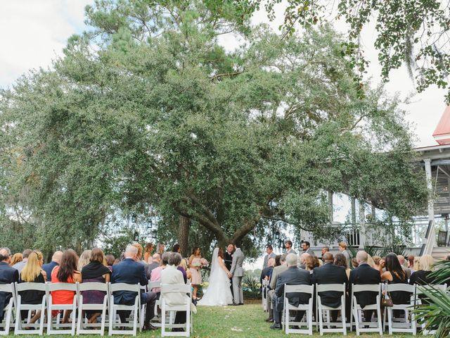 Susie and Dave's Wedding in Charleston, South Carolina 10