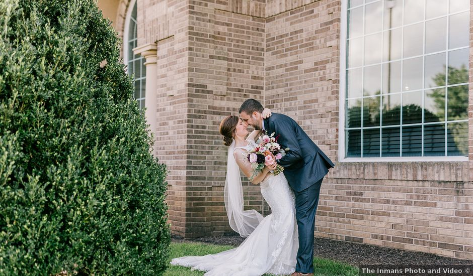 Nic and Laura's Wedding in Lancaster, Pennsylvania