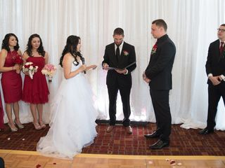 Andrew and Jennie's Wedding in Albuquerque, New Mexico 10