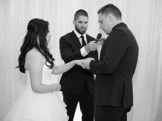 Andrew and Jennie's Wedding in Albuquerque, New Mexico 11