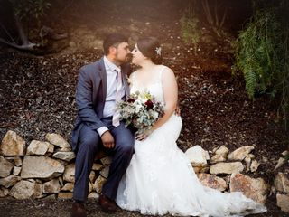 The wedding of Emily and Jeff