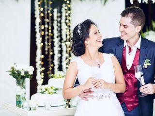 The wedding of Silvia and Camilo