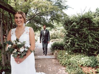 The wedding of Franziska and Sina 1