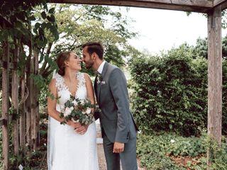The wedding of Franziska and Sina 2