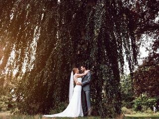 The wedding of Franziska and Sina