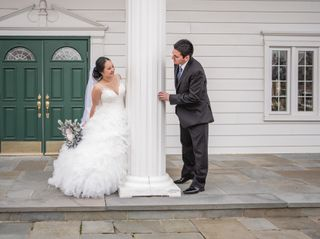 The wedding of Susan and Javier 2