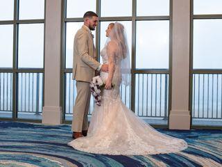 The wedding of Darleen and Jordan