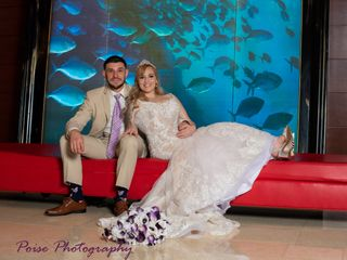 The wedding of Darleen and Jordan 1