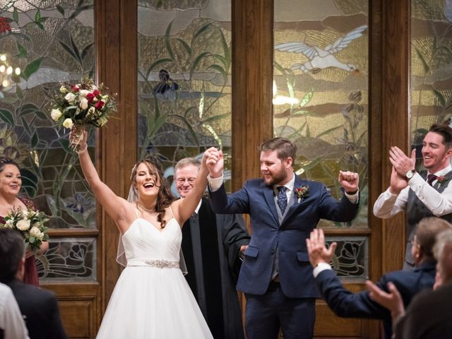 Connor and Tatiana's Wedding in Lafayette, Colorado 13
