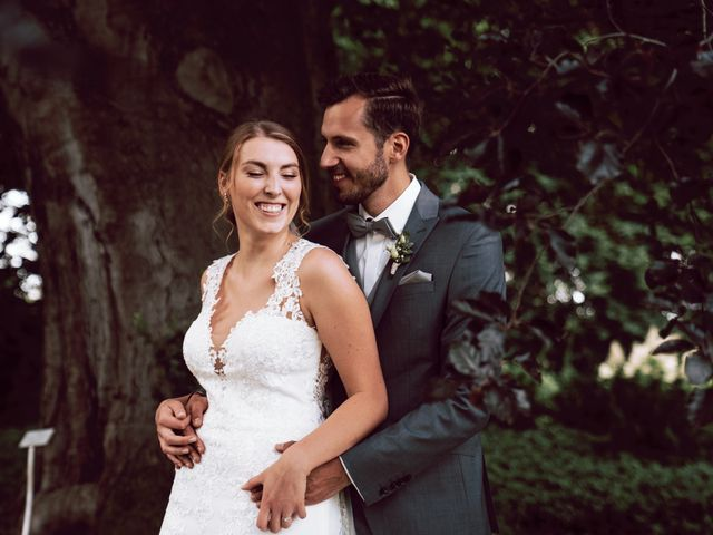 Sina and Franziska's Wedding in New York, New York 14
