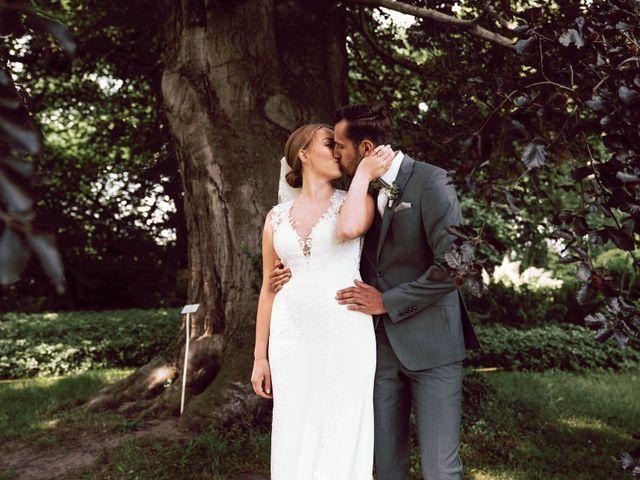 Sina and Franziska's Wedding in New York, New York 15