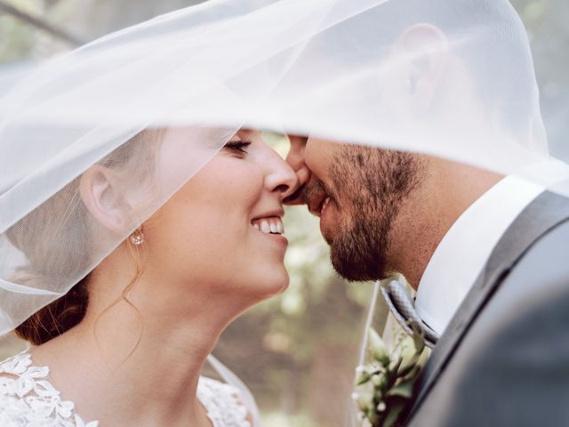 Sina and Franziska's Wedding in New York, New York 16