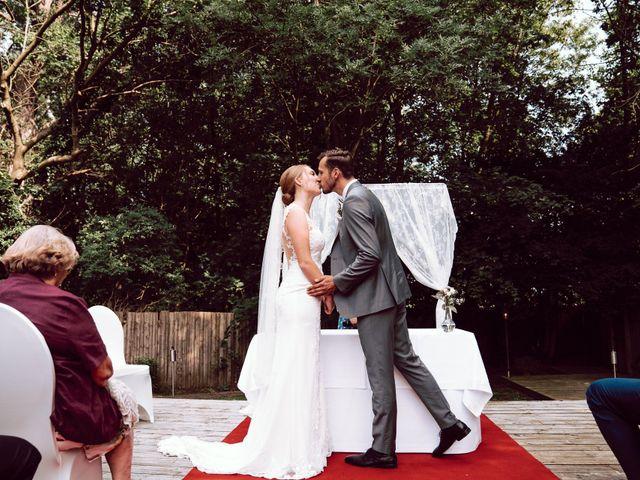 Sina and Franziska's Wedding in New York, New York 37