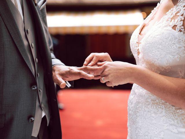 Sina and Franziska's Wedding in New York, New York 40
