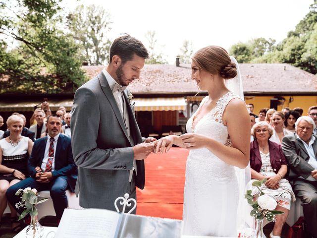 Sina and Franziska's Wedding in New York, New York 41