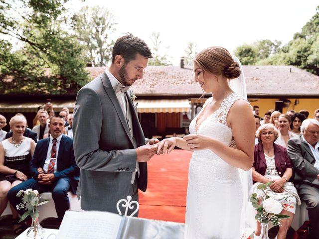 Sina and Franziska's Wedding in New York, New York 42