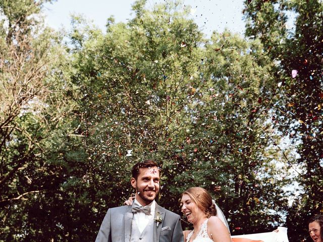 Sina and Franziska's Wedding in New York, New York 48