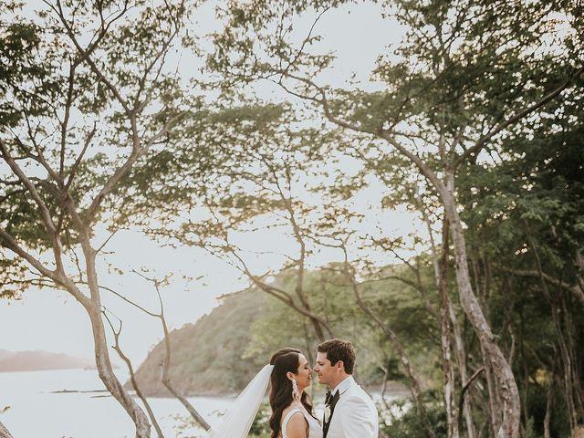 Kyle and Elizabeth's Wedding in Guanacaste, Costa Rica 23