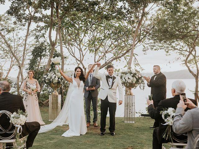 Kyle and Elizabeth's Wedding in Guanacaste, Costa Rica 30