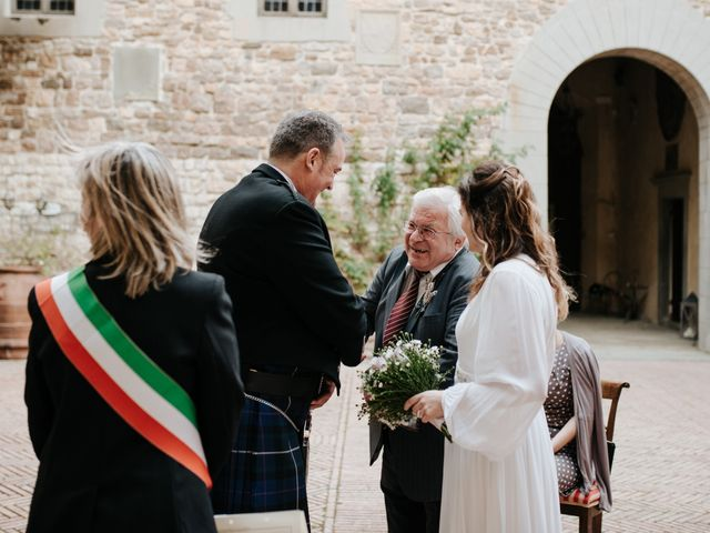 Ronald and Yulia's Wedding in Florence, Italy 22