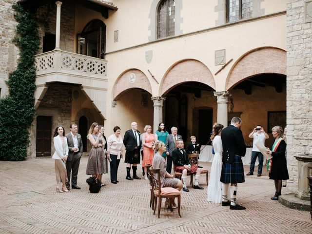 Ronald and Yulia's Wedding in Florence, Italy 23