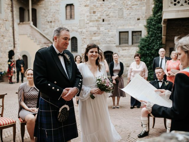 Ronald and Yulia's Wedding in Florence, Italy 24