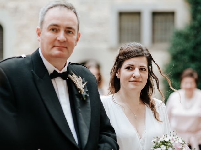 Ronald and Yulia's Wedding in Florence, Italy 27