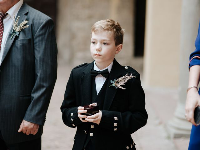 Ronald and Yulia's Wedding in Florence, Italy 28