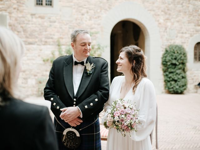 Ronald and Yulia's Wedding in Florence, Italy 29