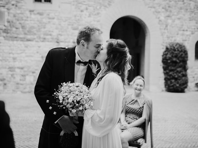 Ronald and Yulia's Wedding in Florence, Italy 33