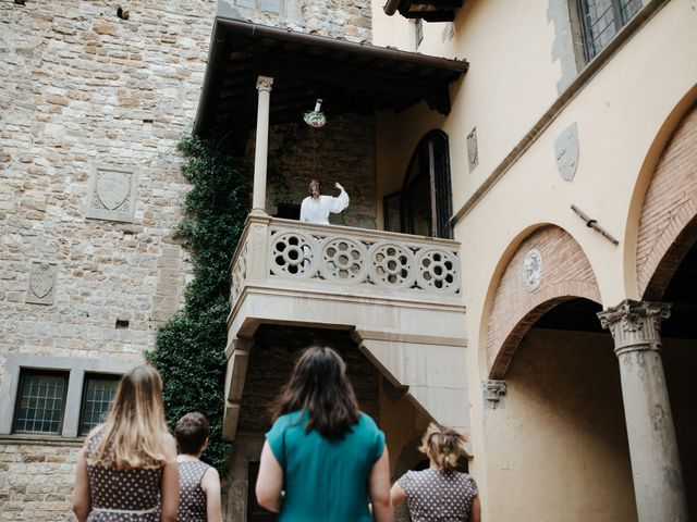 Ronald and Yulia's Wedding in Florence, Italy 36