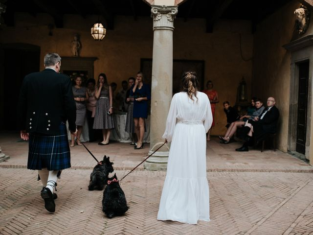 Ronald and Yulia's Wedding in Florence, Italy 41