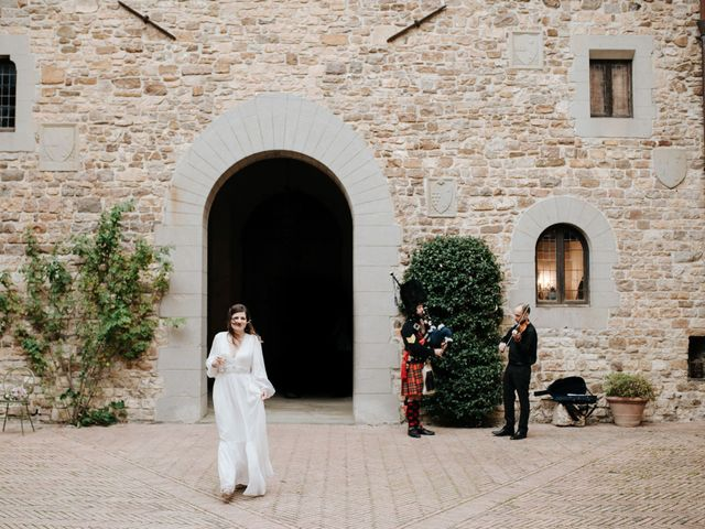 Ronald and Yulia's Wedding in Florence, Italy 42