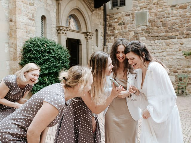 Ronald and Yulia's Wedding in Florence, Italy 49