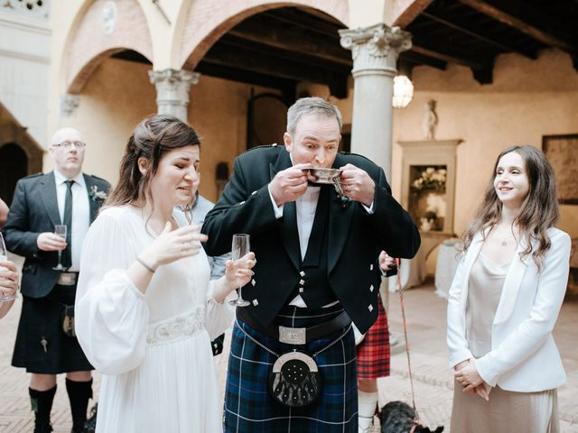 Ronald and Yulia's Wedding in Florence, Italy 52