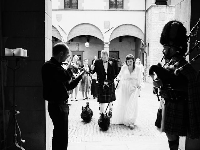 Ronald and Yulia's Wedding in Florence, Italy 54