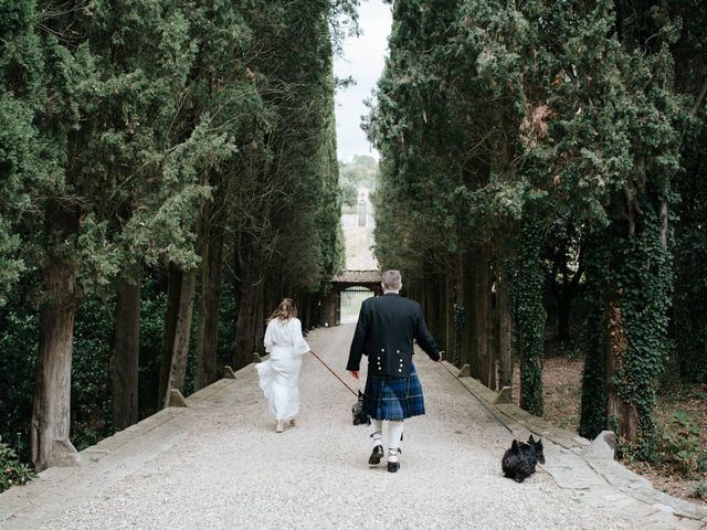 Ronald and Yulia's Wedding in Florence, Italy 55