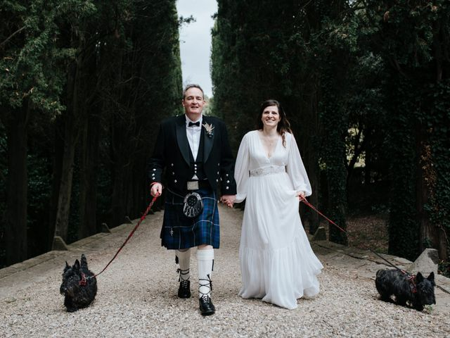 Ronald and Yulia's Wedding in Florence, Italy 56