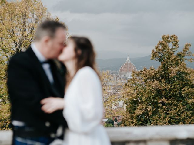 Ronald and Yulia's Wedding in Florence, Italy 70