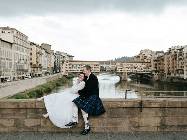 Ronald and Yulia's Wedding in Florence, Italy 74