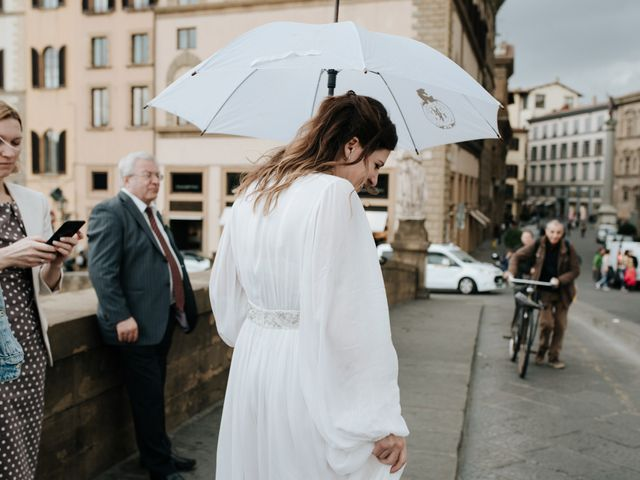Ronald and Yulia's Wedding in Florence, Italy 75