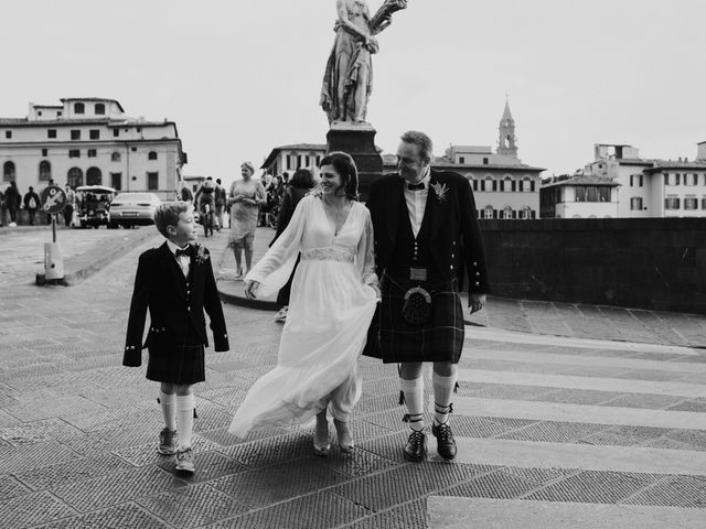 Ronald and Yulia's Wedding in Florence, Italy 77