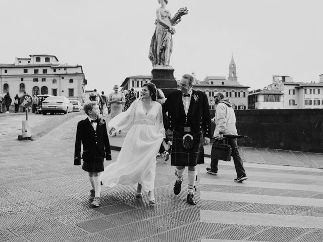 Ronald and Yulia's Wedding in Florence, Italy 78